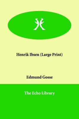 Henrik Ibsen (Paperback)
