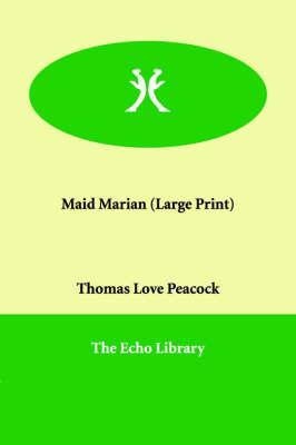 Maid Marian (Paperback)