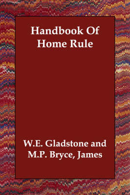 Handbook Of Home Rule (Paperback)
