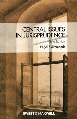 Central Issues in Jurisprudence: Justice, Law and Rights (Paperback)