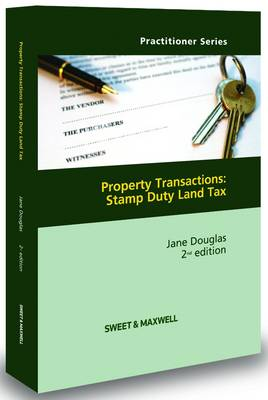 Property Transactions: Stamp Duty Land Tax (Paperback)
