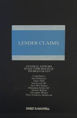 Lender Claims (Hardback)