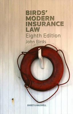 Birds' Modern Insurance Law (Paperback)