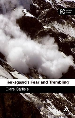 "Kierkegaard's ""Fear and Trembling"": A Reader's Guide - A Reader's Guides (Paperback)"