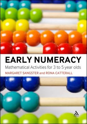 Early Numeracy: Mathematics Activities for 3-5 Year Olds (Paperback)