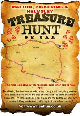 Malton, Pickering and Helmsley Treasure Hunt by Car - Huntfun.Co.Uk S. (Paperback)