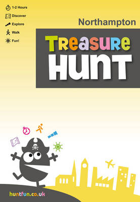 Northampton Treasure Hunt on Foot (Paperback)