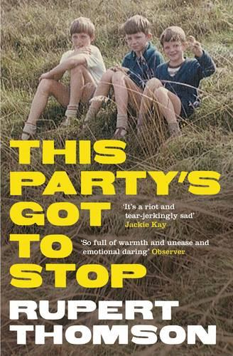 This Party's Got To Stop (Paperback)