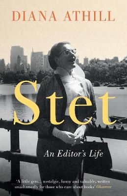 Stet: An Editor's Life (Paperback)