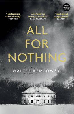 All for Nothing (Paperback)
