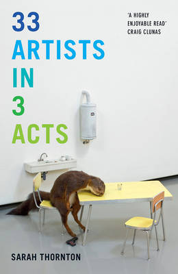 33 Artists in 3 Acts (Paperback)