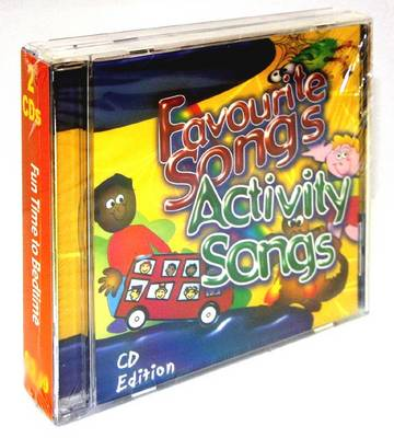 Fun Time to Bedtime (CD-Audio)