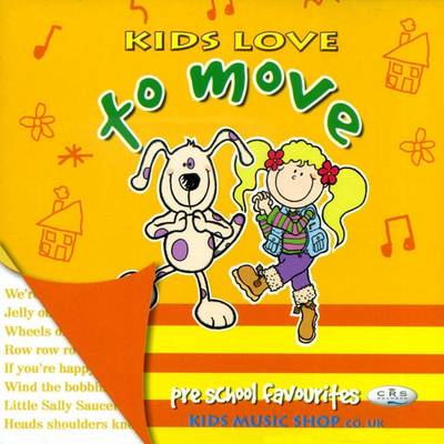 Kids Love to Move - Kids Love... (CD-Audio)