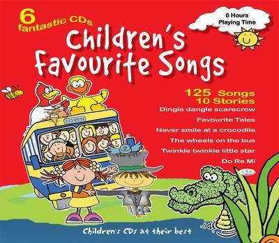 Children's Favourite Songs (CD-Audio)