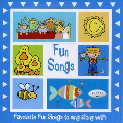 Fun Songs: Favourite Fun Songs to Sing Along with 2016 (CD-Audio)