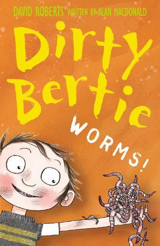 Worms! - Dirty Bertie 1 (Paperback)