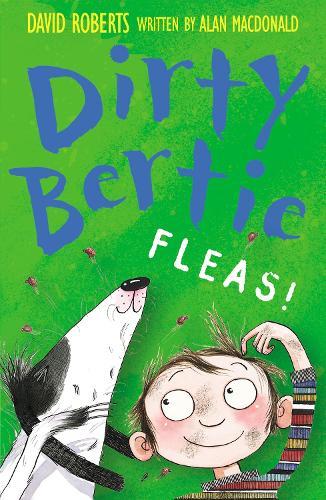 Fleas! - Dirty Bertie 2 (Paperback)