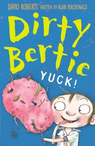 Yuck! - Dirty Bertie 5 (Paperback)