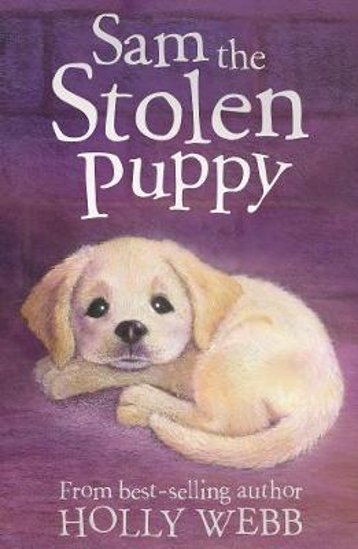 Sam the Stolen Puppy - Holly Webb Animal Stories 4 (Paperback)