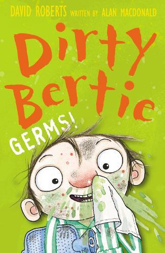 Germs! - Dirty Bertie 9 (Paperback)