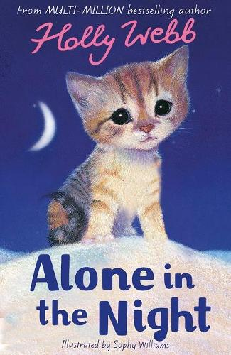 Alone in the Night - Holly Webb Animal Stories 11 (Paperback)