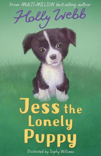 Jess the Lonely Puppy - Holly Webb Animal Stories 13 (Paperback)