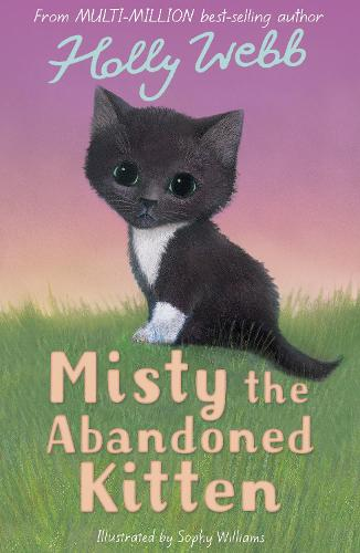 Misty the Abandoned Kitten - Holly Webb Animal Stories 14 (Paperback)