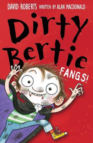 Fangs! - Dirty Bertie 12 (Paperback)