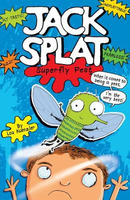 Superfly Pest - Jack Splat 1 (Paperback)