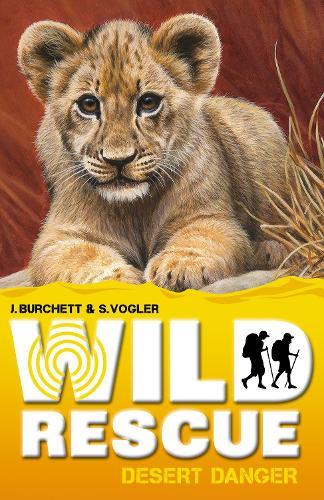 Desert Danger - Wild Rescue 8 (Paperback)