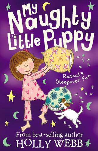 Rascal's Sleepover Fun - My Naughty Little Puppy 4 (Paperback)