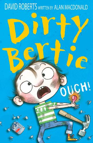 Ouch! - Dirty Bertie 14 (Paperback)