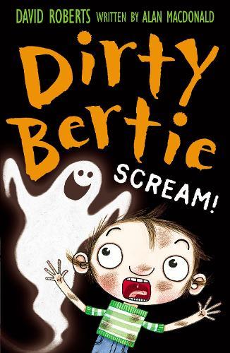 Scream! - Dirty Bertie 18 (Paperback)