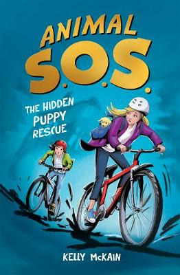 The Hidden Puppy Rescue - Animal SOS 4 (Paperback)