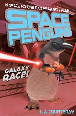 Galaxy Race! - Space Penguins 3 (Paperback)