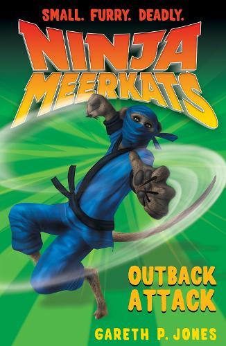 Outback Attack - Ninja Meerkats 8 (Paperback)