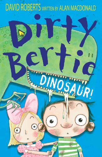 Dinosaur! - Dirty Bertie 20 (Paperback)