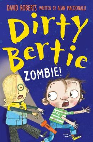 Zombie! - Dirty Bertie 21 (Paperback)
