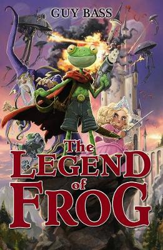 The Legend of Frog - The Legend of Frog 1 (Paperback)
