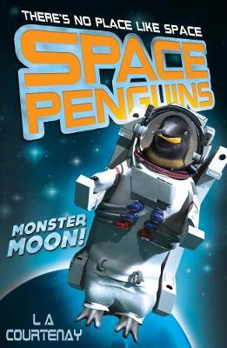 Monster Moon - Space Penguins 6 (Paperback)
