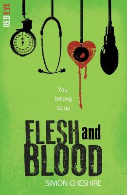 Flesh and Blood - Red Eye 3 (Paperback)