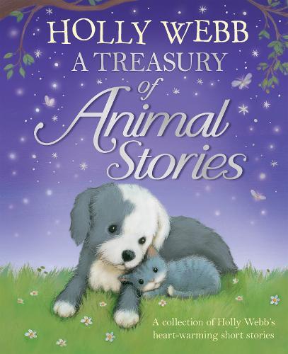 A Treasury of Animal Stories (Hardback)