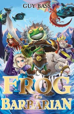 Frog the Barbarian - The Legend of Frog 2 (Paperback)
