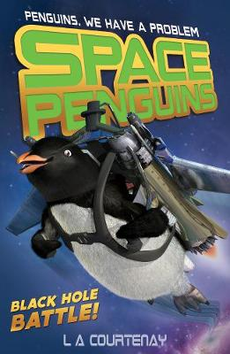 Black Hole Battle! - Space Penguins 7 (Paperback)