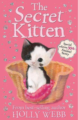 The Secret Kitten - Holly Webb Animal Stories 30 (Paperback)