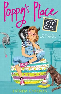 The Home-made Cat Cafe - Poppy's Place 1 (Paperback)