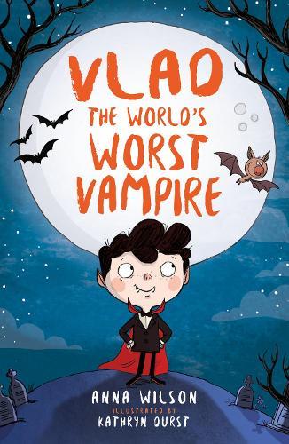 Vlad the World's Worst Vampire - Vlad the World's Worst Vampire 1 (Paperback)