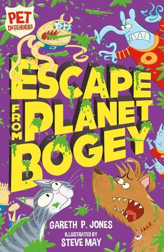 Escape from Planet Bogey - Pet Defenders 3 (Paperback)