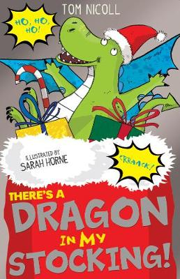 There's a Dragon in my Stocking! - There's a Dragon in... 6 (Paperback)