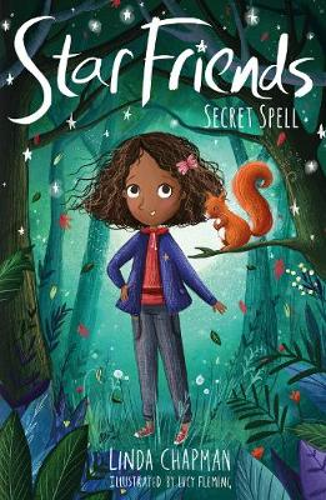 Secret Spell - Star Friends 3 (Paperback)